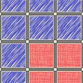 Kropki i kwadraty