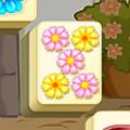 Potrójny Kwiatowy Mahjong