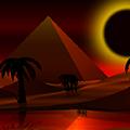 Pasjans starożytny Egipt