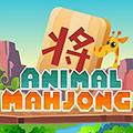Zwierzęcy Mahjong