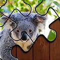 zwierzęta - puzzle